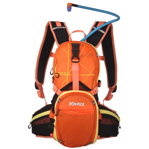 SOURCE Race 15L Hydration Pack (Orange/Yellow) 2051626503