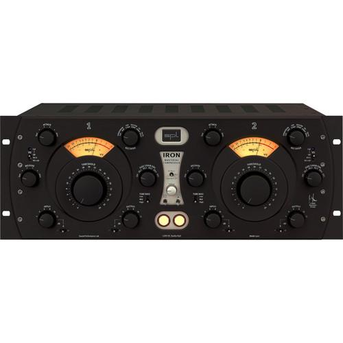 SPL  Iron Mastering Compressor (Black) SPLIRON
