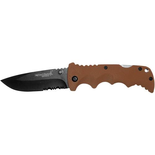 StatGear  WolfTac Folding Knife (Tan) WOLFTAC-TAN