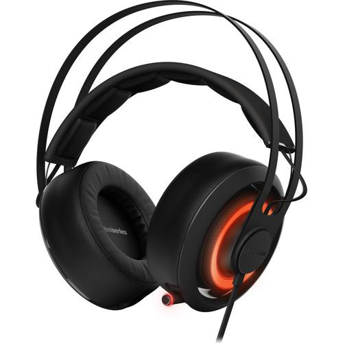 SteelSeries Siberia 650 USB Headset (Black) 51193