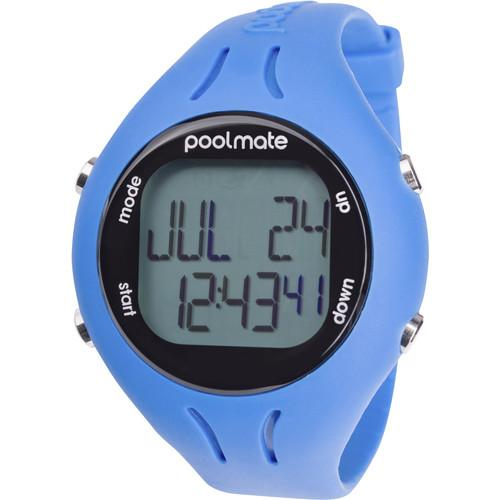 Swimovate  PoolMate 2 Swimming Watch (Blue) PM2BL