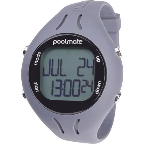 Swimovate  PoolMate 2 Swimming Watch (Gray) PM2G
