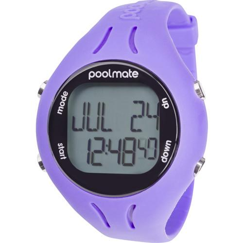 Swimovate PoolMate 2 Swimming Watch (Purple) PM2P
