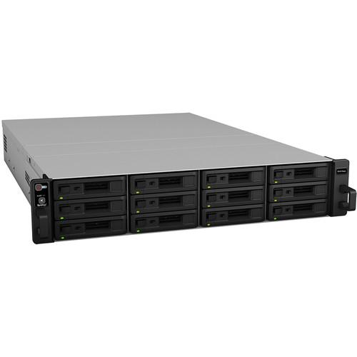 Synology RX1216sas 12-Bay Storage Expansion Enclosure RX1216SAS