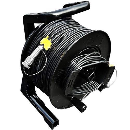 Tactical Fiber Systems Tactical Fiber Cable Reel 4MG0250TFR
