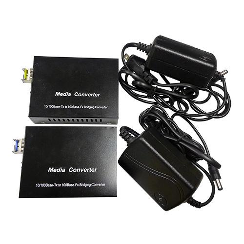 Tactical Fiber Systems TFS Ethernet Media Converter 10/100 1FIOT