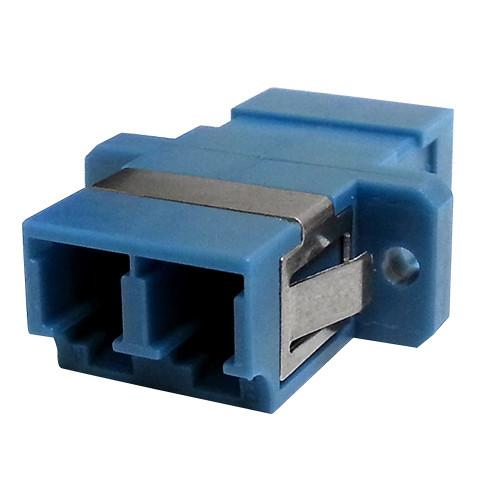 Tactical Fiber Systems Two-Fiber LC Inline Cable 2LCCOUPLER