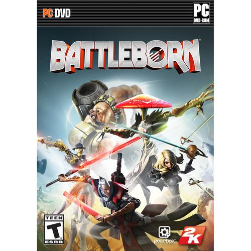 Take-Two  Battleborn (PC) 41471