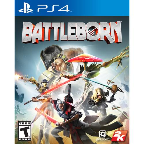 Take-Two  Battleborn (PS4) 47470