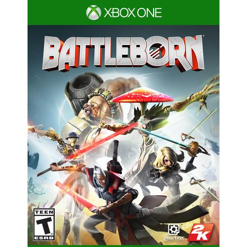Take-Two  Battleborn (Xbox One) 49469