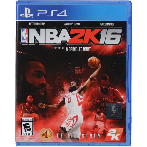 Take-Two  NBA 2K16 (PS4) 47599