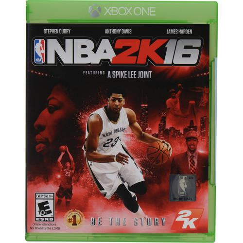 Take-Two  NBA 2K16 (Xbox One) 49598