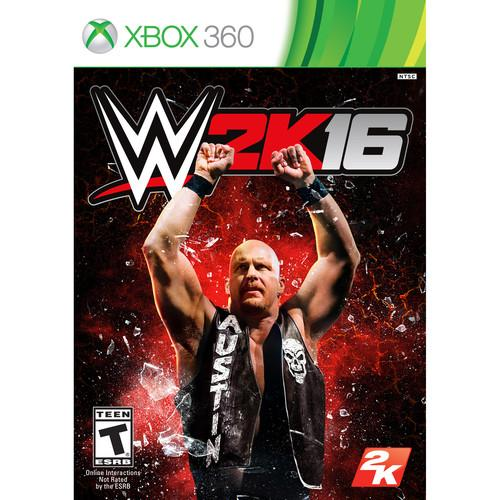 Take-Two  WWE 2K16 (Xbox 360) 49613