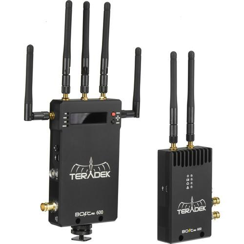 Teradek Bolt Pro 600 Wireless HD-SDI Video 10-0950