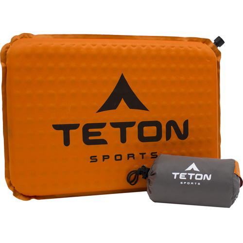 TETON Sports Comfortlite Self-Inflating Cushion (Orange) 1044