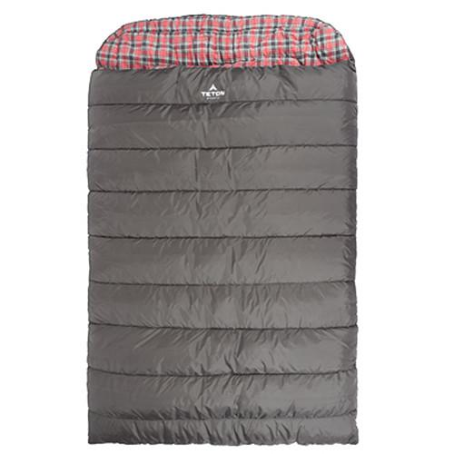 TETON Sports Mammoth Sleeping Bag 0�F (Grey) 1077
