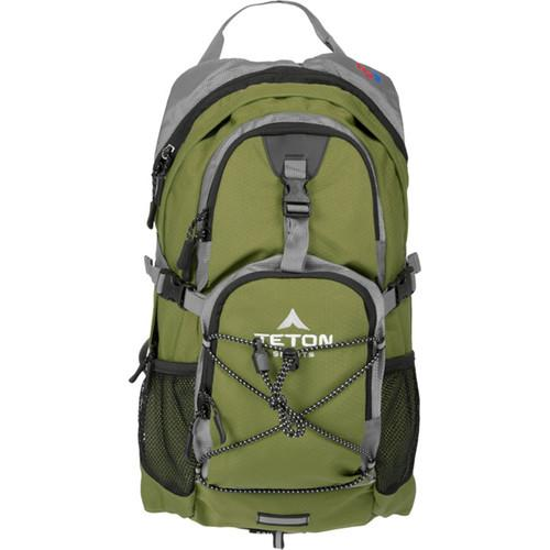 TETON Sports Oasis1100 Hydration Backpack (Olive Green) 1001