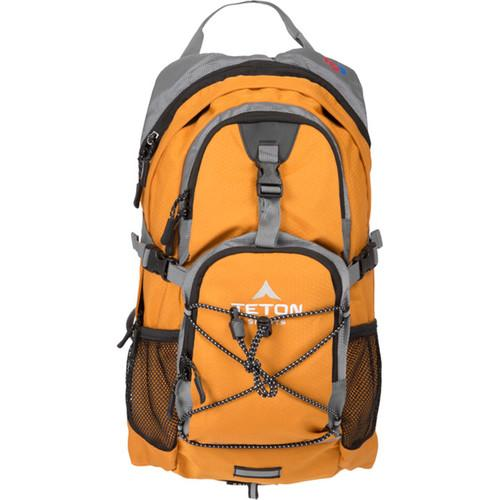 TETON Sports Oasis1100 Hydration Backpack (Orange) 1001-O