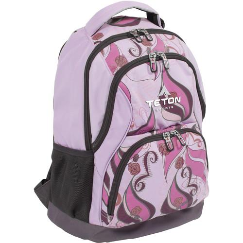 TETON Sports Session Tech 25L Backpack (Pink) 192P