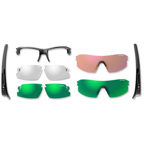 Tifosi Escalate H.S. Interchangeable Sunglasses Kit 1231200228