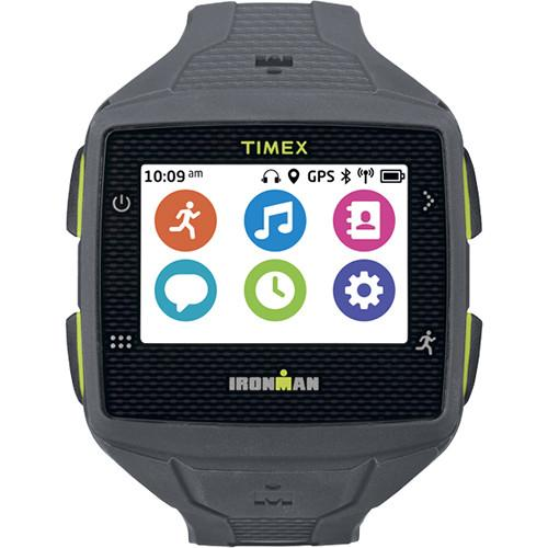 Timex IRONMAN ONE GPS  Smart Fitness Watch TW5K89000F5