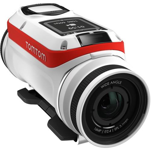 TomTom Bandit Action Camera (Base Pack) 1LB000100