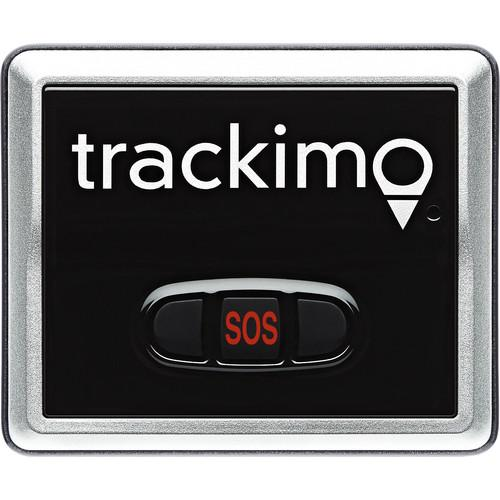 Trackimo TRK100 GPS Tracker with 1-Year GSM Service TRK100