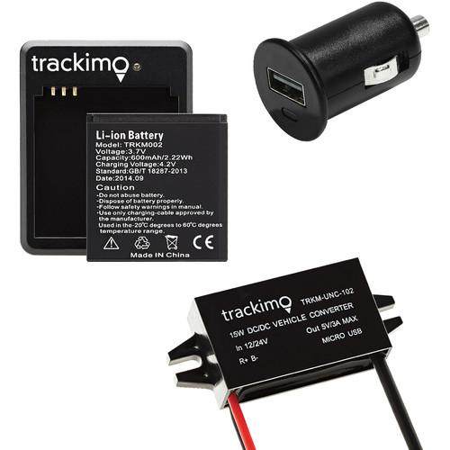 Trackimo Universal Charging Kit for Trackimo TRK730