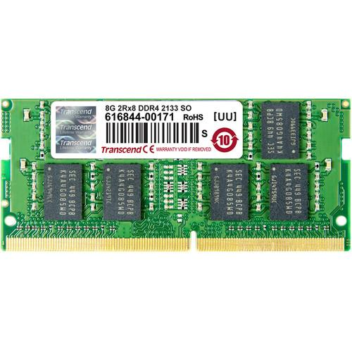 Transcend 8GB DDR4-2133 SO-DIMM Memory Module TS1GSH64V1H