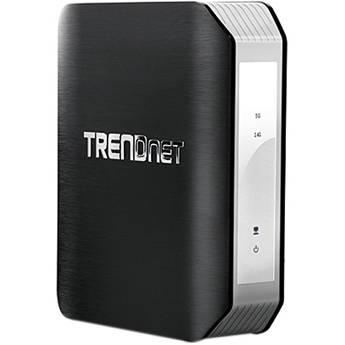 TRENDnet AC1750 Dual Band Wireless Access Point TEW-815DAP