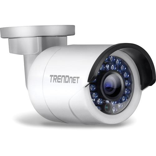 TRENDnet Outdoor 1.3MP PoE HD Bullet IR Network Camera