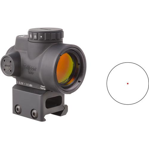 Trijicon 1x25 MRO Reflex Sight with Full Co-Witness 2200005