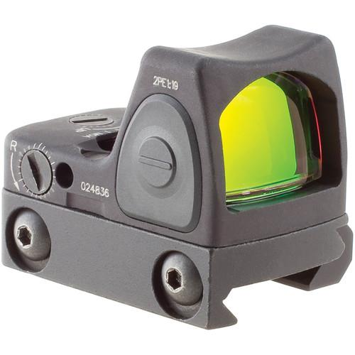 Trijicon RM09 RMR LED Reflex Sight with RM33 Mount RM09-C-700308