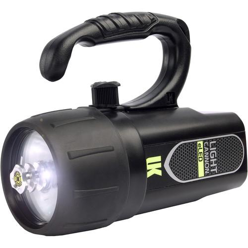 UKPro Light Cannon eLED Dive Light with Lantern Grip 44654