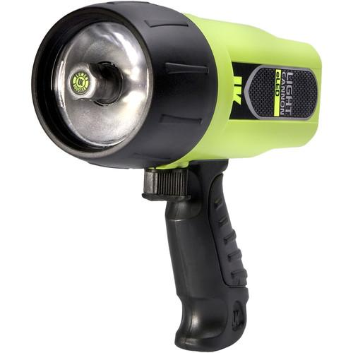 UKPro Light Cannon eLED Dive Light with Pistol Grip 44651