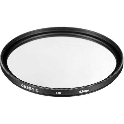 Venus Optics  Green.L 62mm UV Filter