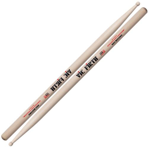 VIC FIRTH American Custom Maple Drumsticks SD2 Bolero SD2
