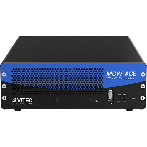 VITEC MGW ACE Compact HEVC/H.265 Hardware Encoder 14846