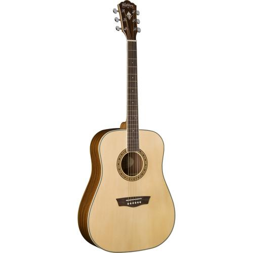 Washburn Heritage 10 Series WD10S Acoustic Guitar (Natural)