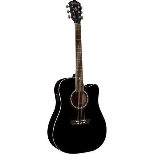 Washburn WD10CEB Apprentice Series Acoustic/Electric WD10CEB