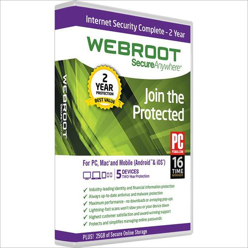 Webroot SecureAnywhere Internet Security Complete 6.67208E 11