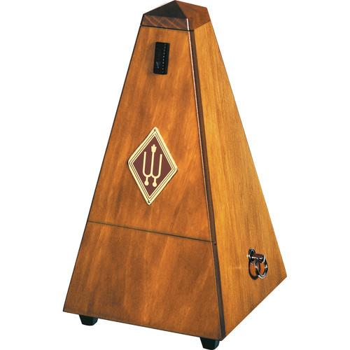 WITTNER 813M Metronome in Wood Casing, with Bell 813M