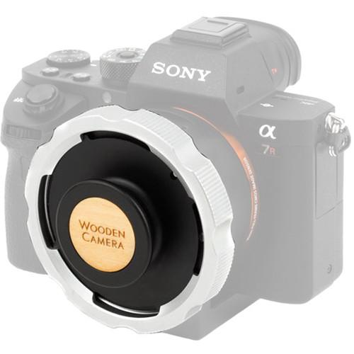 Wooden Camera PL to Sony E-Mount Pro Lens Mount Adapter