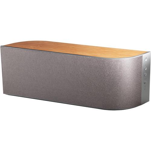 Wren Sound Systems V5BT12 Bluetooth Speaker (Bamboo) V5BT12-BUSC