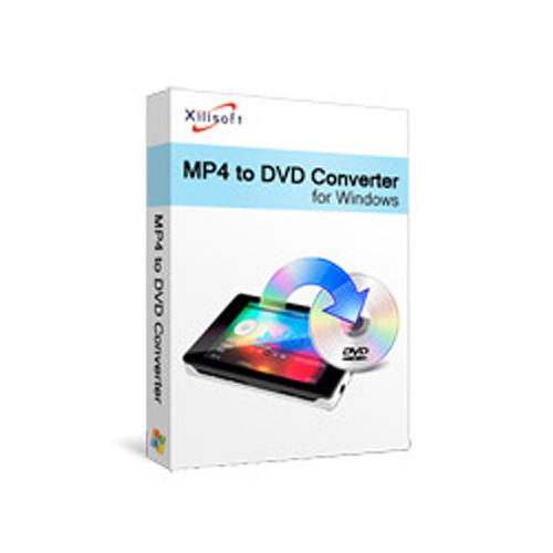 Xilisoft MP4 to DVD Converter (Download) XMP4TODVDCONVERTER