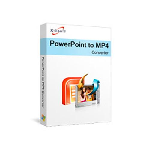 Xilisoft PowerPoint to MP4 Converter XPPTTOMP4CONVERTER