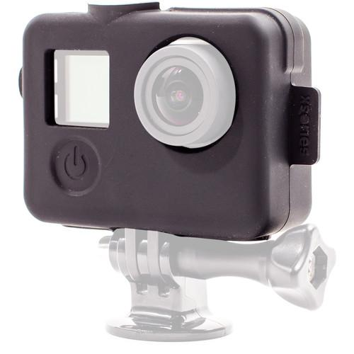 XSORIES Silicone Cover Lite for GoPro Camera (Black) SLCL3A001