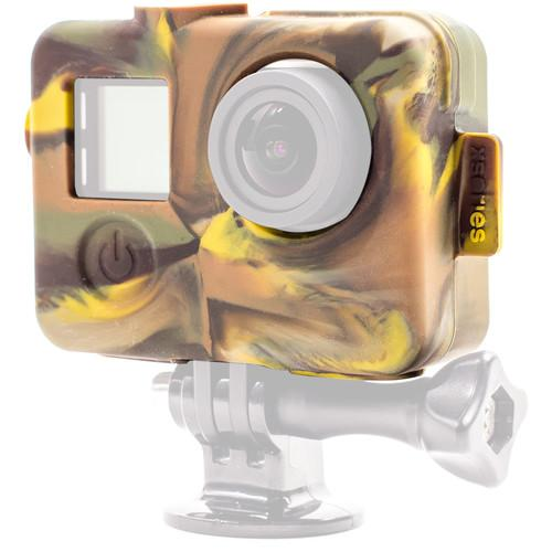 XSORIES Silicone Cover Lite for GoPro Camera (Camo) SLCL3A808