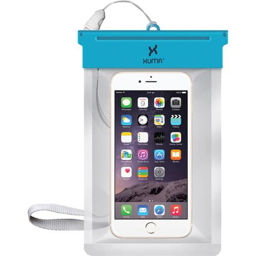 Xuma Waterproof Pouch for Smartphones up to 5