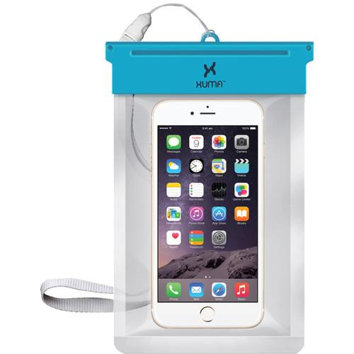 Xuma Waterproof Pouch for Smartphones up to 6
